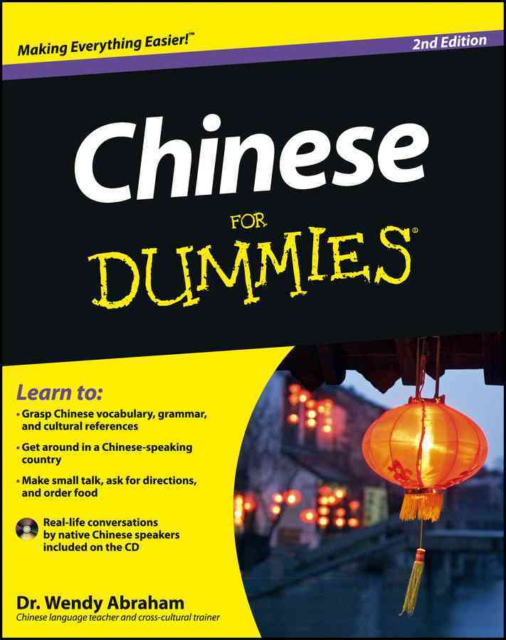 Chinese for Dummies By Abraham, Wendy