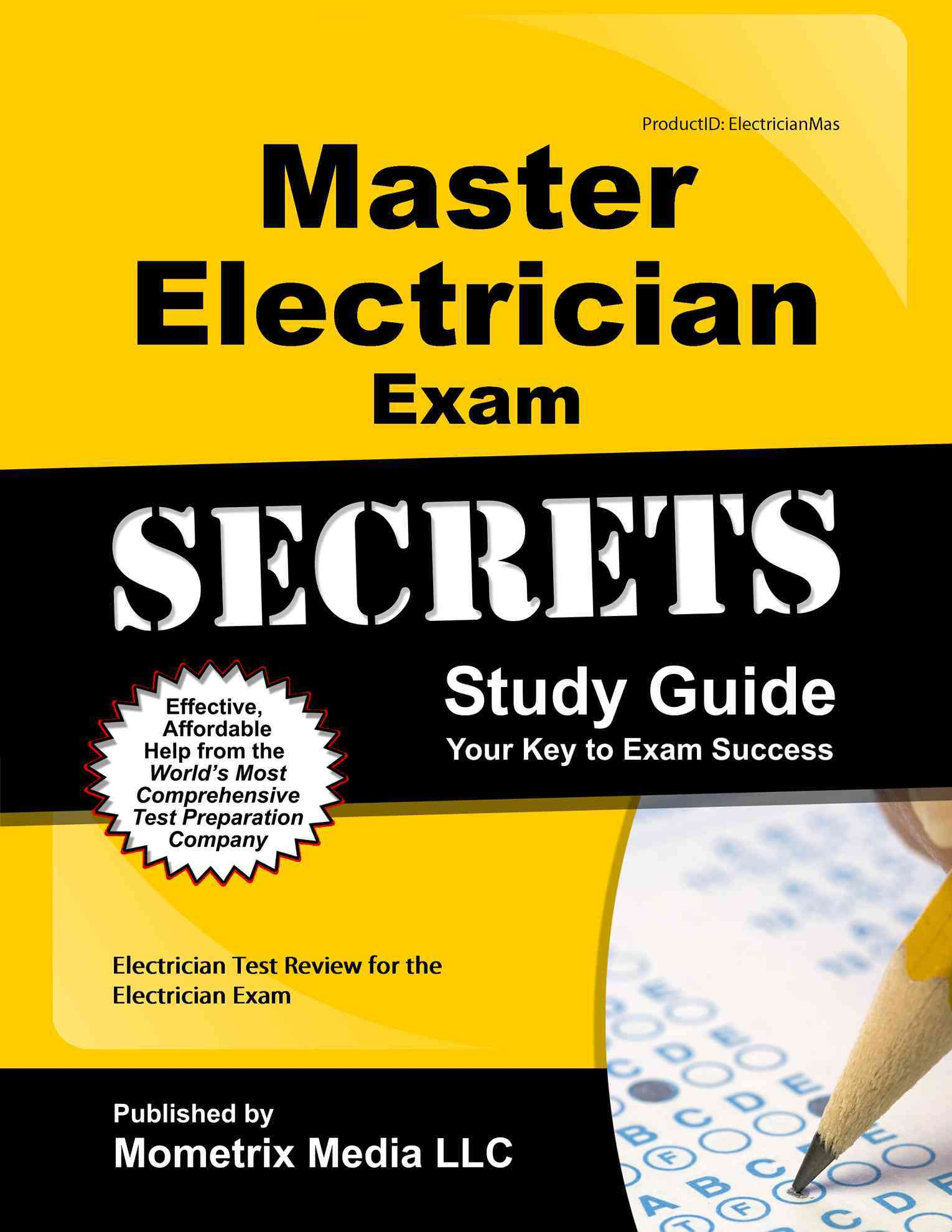 Master Electrician Exam Secrets Study Guide By Electrician Exam Secrets (EDT) [Study Guide Edition]
